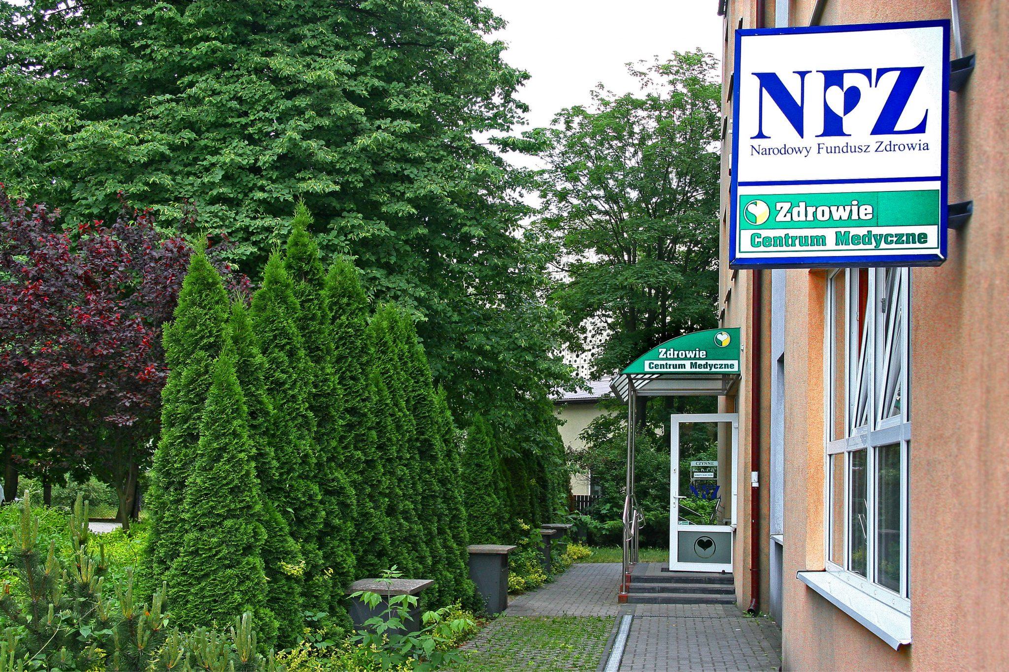 Centrum Medyczne Zdrowie Kielce, Warszawska